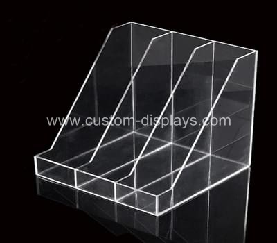 Acrylic file folder holder