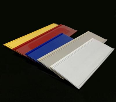 PVC price strips