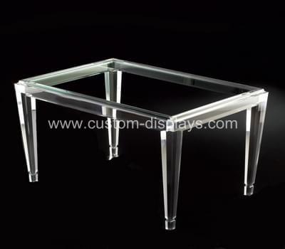 Acrylic small table