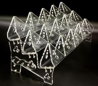 cot-037-4 Finger spinner display rack