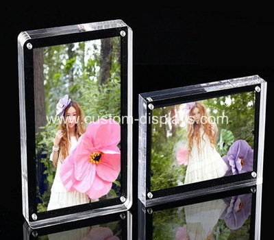 Plexiglass frames
