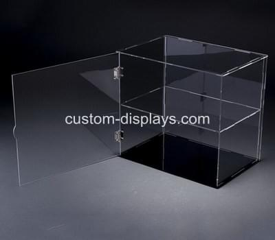 Acrylic box with door