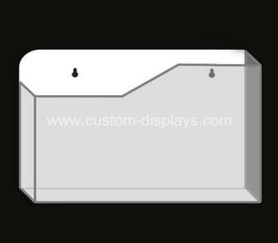Wall mounted document holder