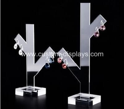 Acrylic earring display