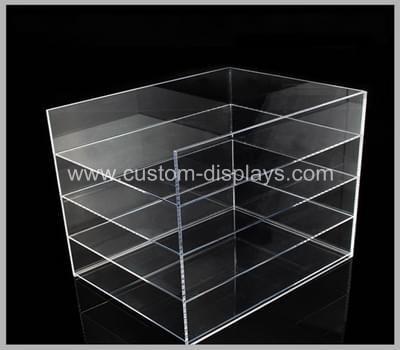 4 tier acrylic document organizer