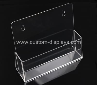 Acrylic flyer holder