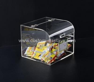 Acrylic food bin