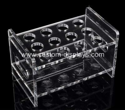 Plastic test tube racks