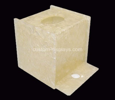 cab-063-1 Acrylic tissue box