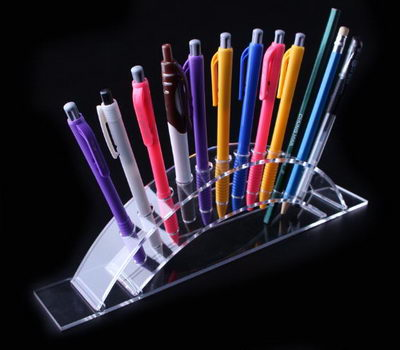 Perspex pen display stand