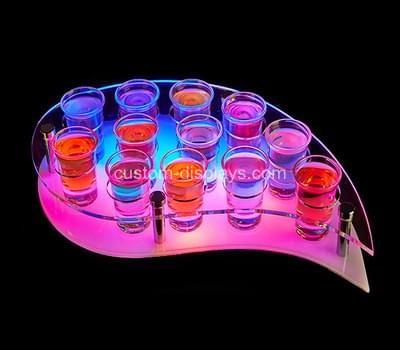 shot glass holder tray