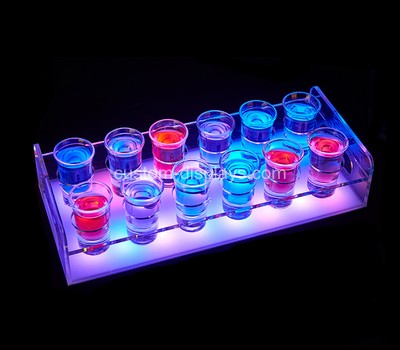 Night club shot glass holder