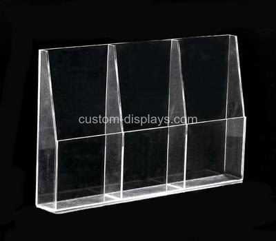 Acrylic flyer stand