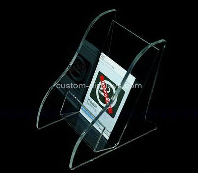Perspex leaflet display stands
