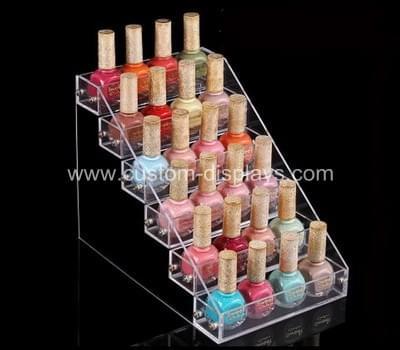 Nail polish shelf
