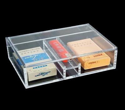 Acrylic cigarette case holder