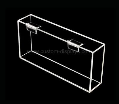 CAB-069-2 Hinged acrylic boxes