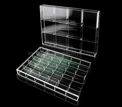 CAB-074-2 Acrylic compartment box