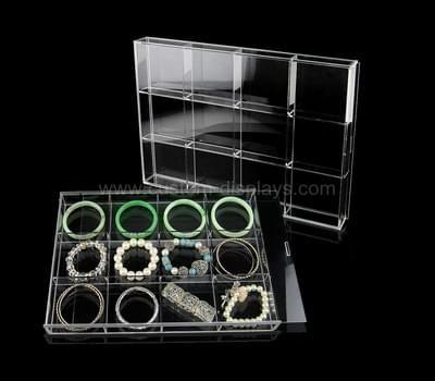 CAB-074-3 Acrylic compartment box