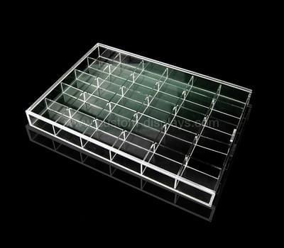 CAB-074-4 Acrylic compartment box