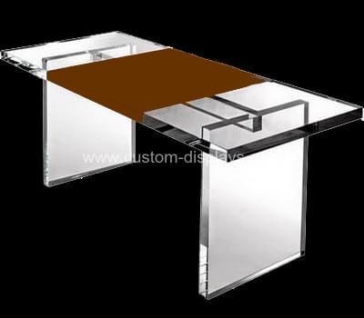 Acrylic office table