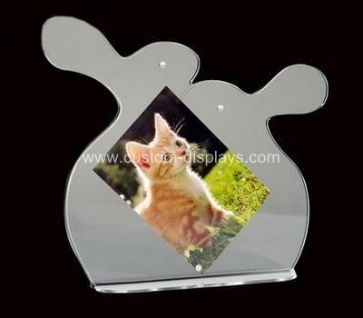 Rabbit photo frame