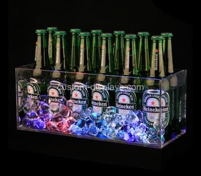 LED beer ice tank