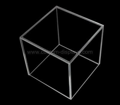 5 sided acrylic display box
