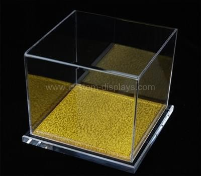CAB-077-1 Clear acrylic box display cases