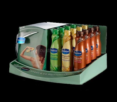 Shampoo display stands
