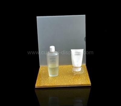 acrylic makeup stand