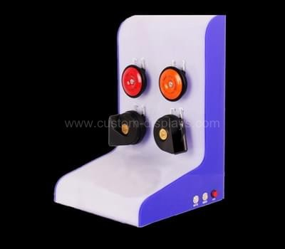 Electrical switching device display stand
