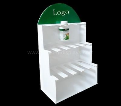 Nutriment display stands