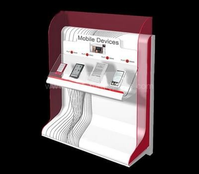 Mobile devices display stand