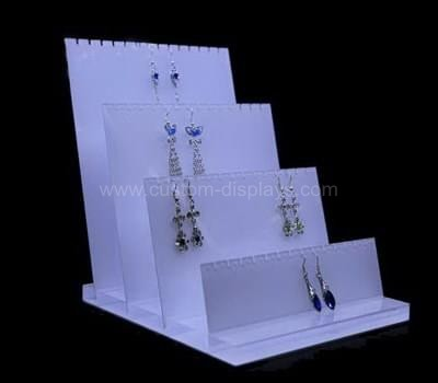 Earring holder stand