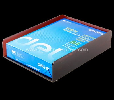 CBH-077-1 Acrylic file tray