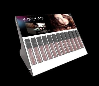 Acrylic lipstick display
