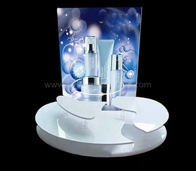 Acrylic exhibition display stands
