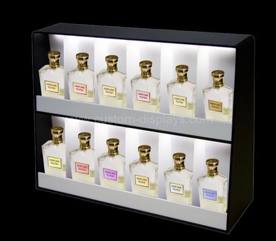 acrylic perfume display