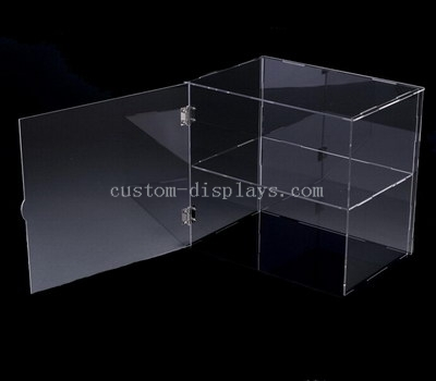 Clear acrylic cabinet