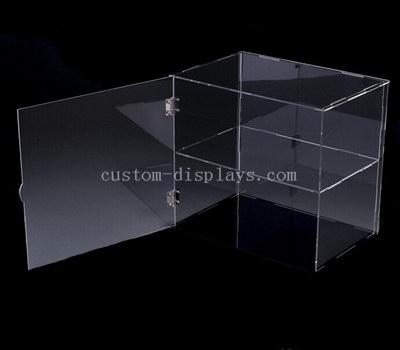 Clear acrylic cabinet