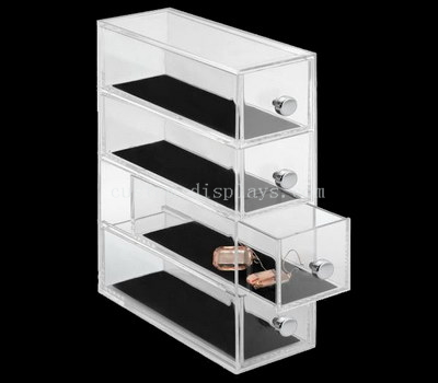 Acrylic drawer organizer
