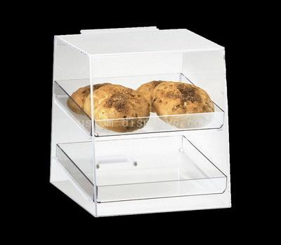 Acrylic bread bin