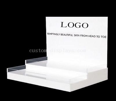 Cosmetic acrylic display