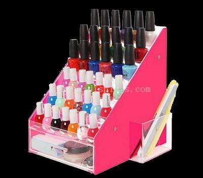 Acrylic nail polish stand