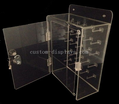 Acrylic key box
