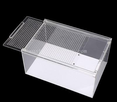 Acrylic reptile display box