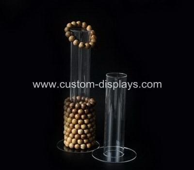 Acrylic cylinder display