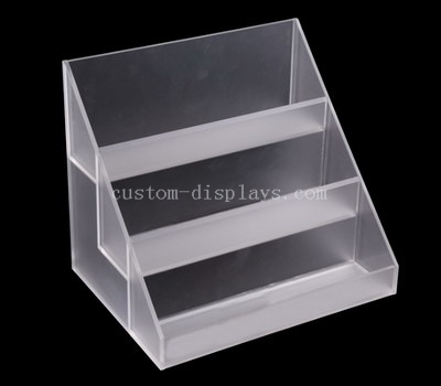 Acrylic tiered display