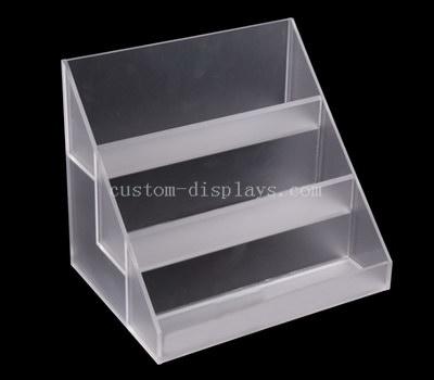 Acrylic tiered display